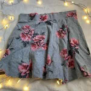 H&M Skirts - Floral Skirt NEW